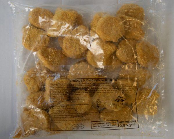 Chicken Nuggets Asba Meats
