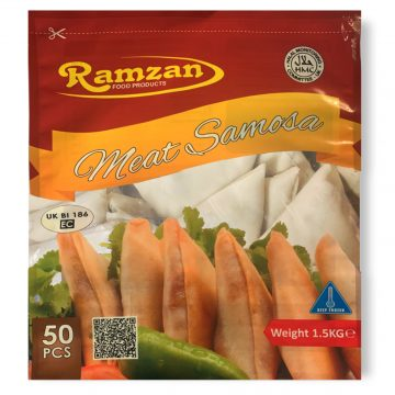 Ramzan Lamb Samosa 50 Pcs