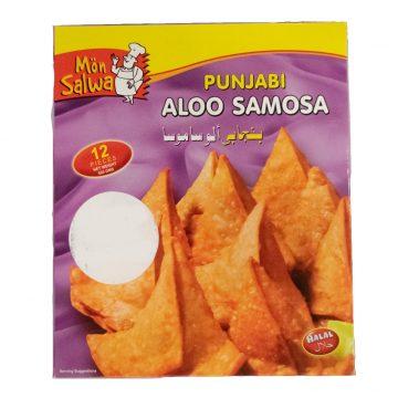 Monsalwa Punjabi Aloo Samosa 90 g