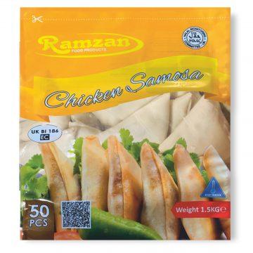 Ramzan Chicken Samoza 50 Pcs